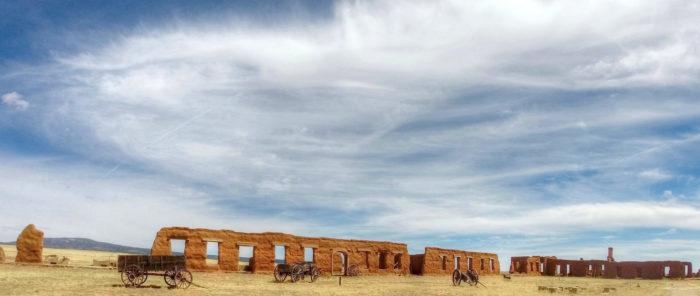 9. Watrous: Fort Union