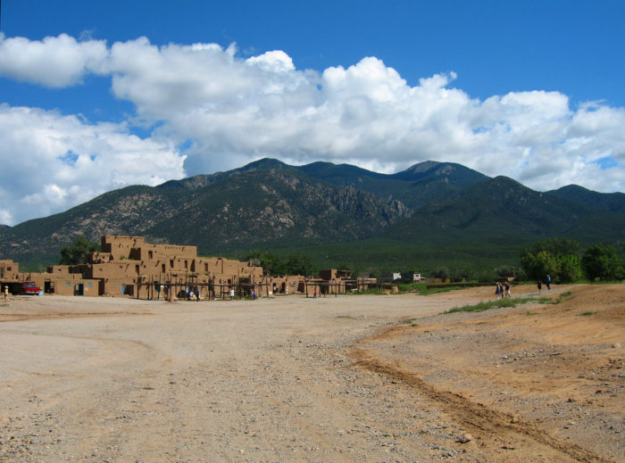 11. Taos Pueblo