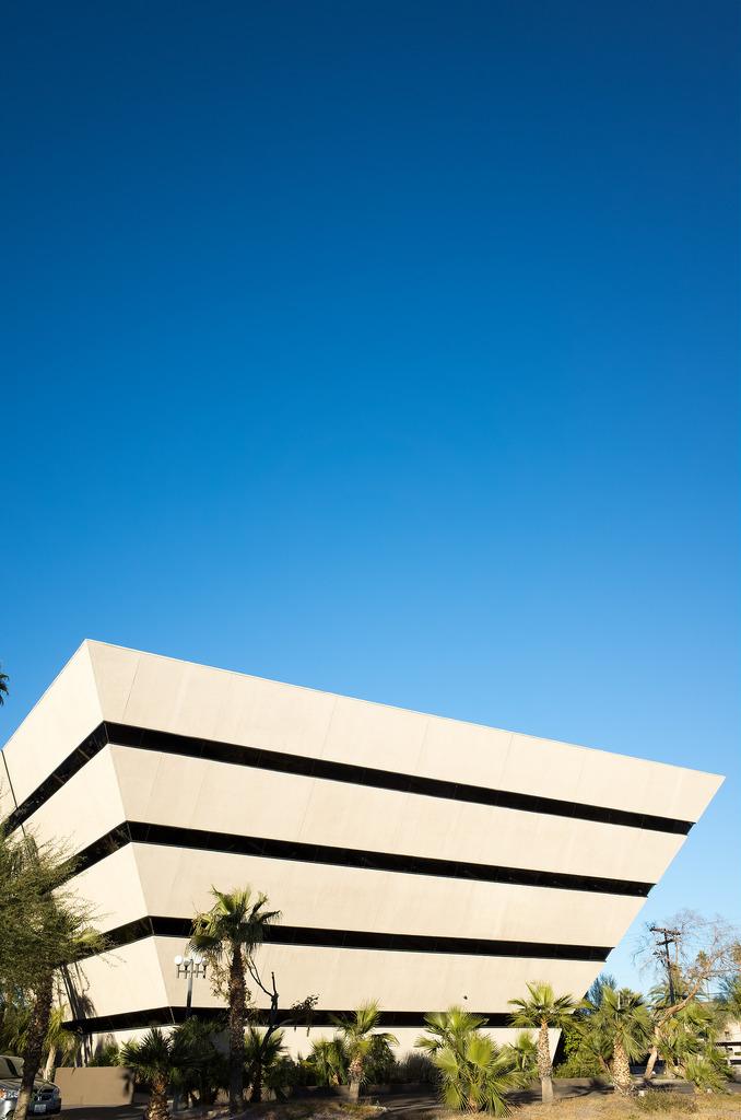 5. Pyramid on Central, Phoenix