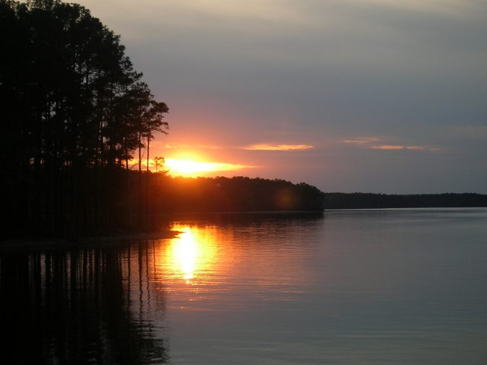 2. Clark Hill Lake