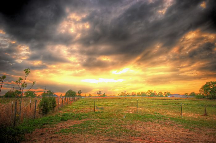 11. The most stunning sunrises and sunsets happen in Alabama.