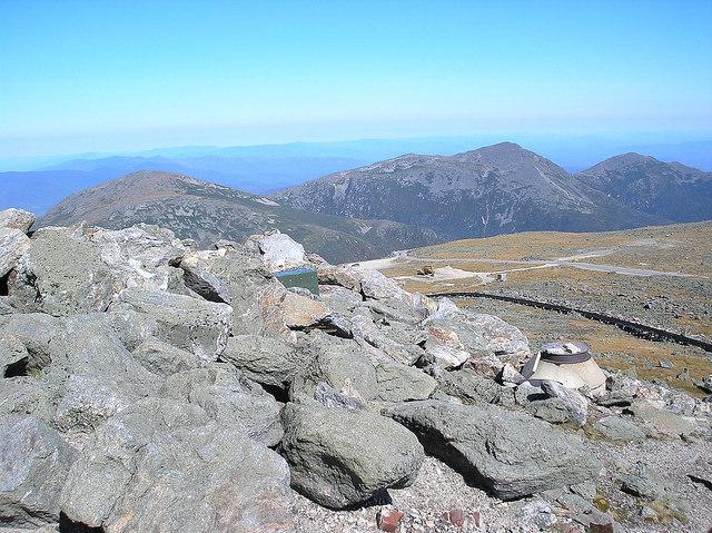 7. Mount Washington Summit