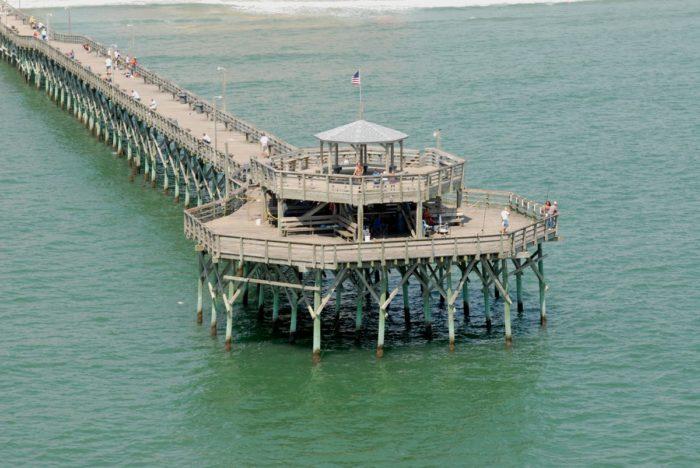 Best Fishing Pier In North Myrtle Beach