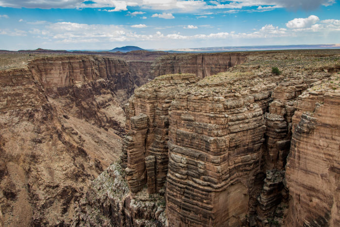 11. Little Colorado River Gorge Overlook