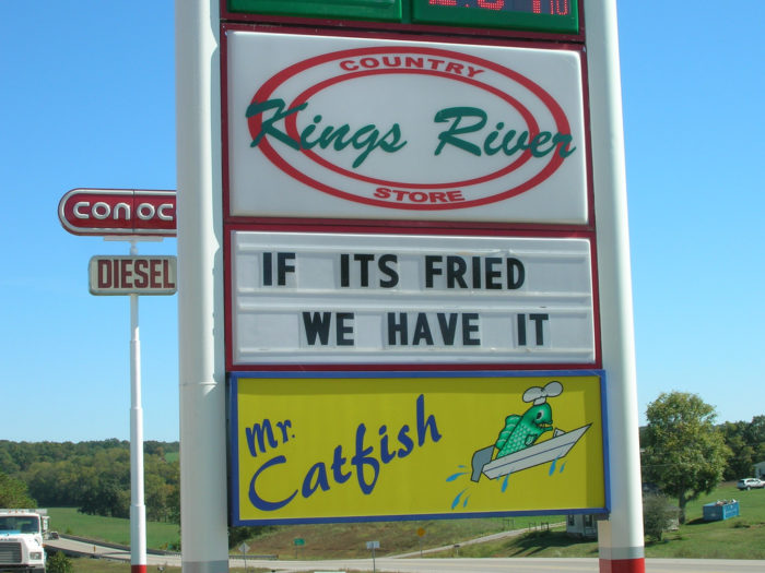 ...especially when they sum up the essence of Arkansas cuisine.