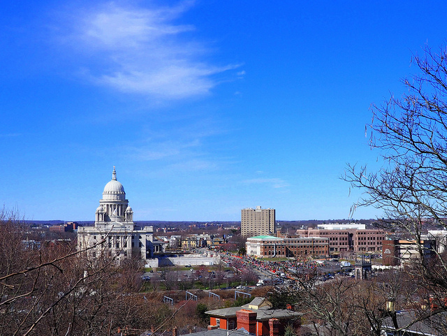 7. Providence is an amazing capitol city.
