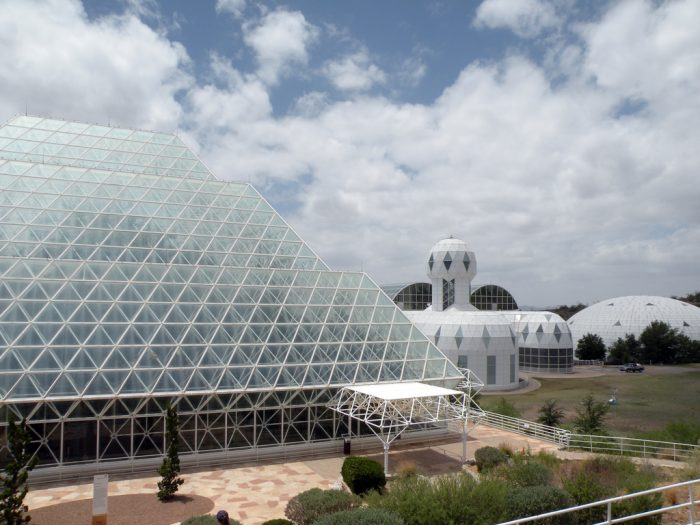 14. Arizona: Biosphere 2, Oracle