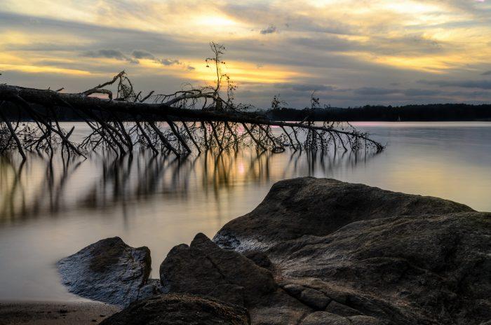 3. Lake Lanier, Hall County