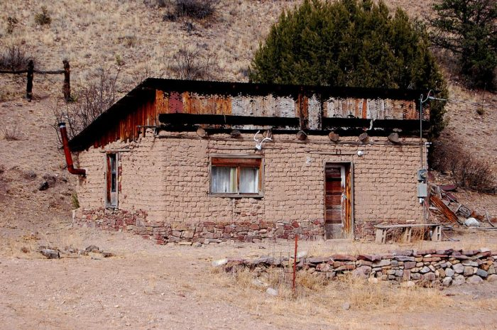 5. Check out a ghost town.