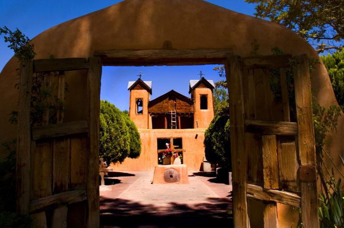 3. Chimayó: El Santuario de Chimayó