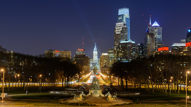 2. More specifically AARP ranked Philadelphia one of the ten most livable U.S. cities for people aged 50+.