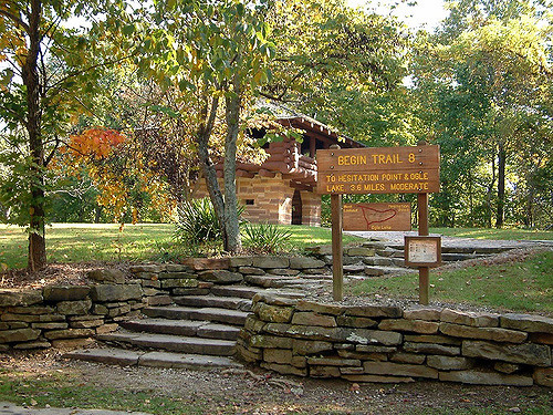 4. Brown County State Park - Brown County