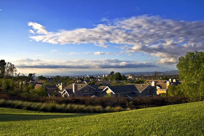 5. Irvine -- Orange County