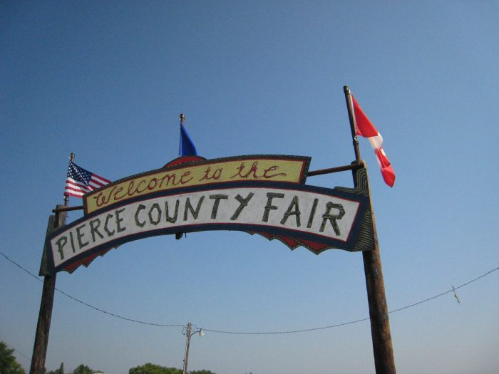 2. Or check out your local county fair. See when your county's fair is; it'll be well worth attending!