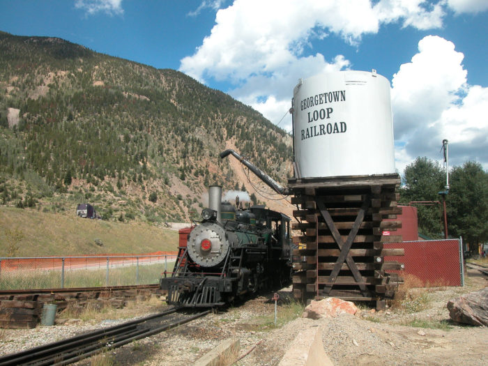6. ...or Georgetown Loop Railroad.