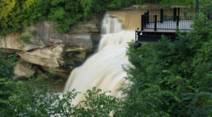 9 Unbelievable Ohio Waterfalls Hiding In Plain Sight… No Hiking Required