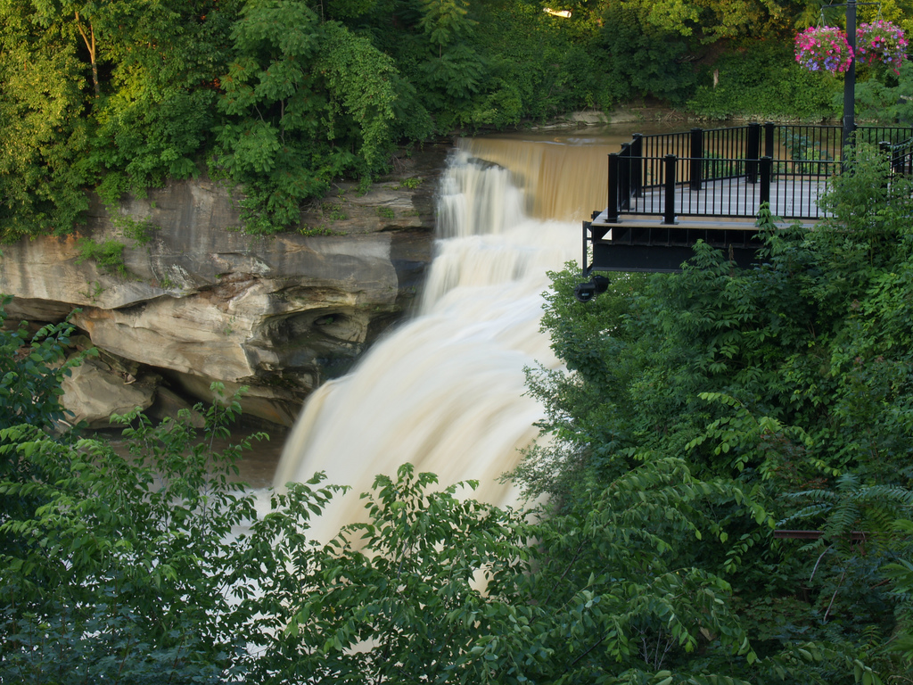 9 Waterfalls In Ohio You Dont Have To Hike To