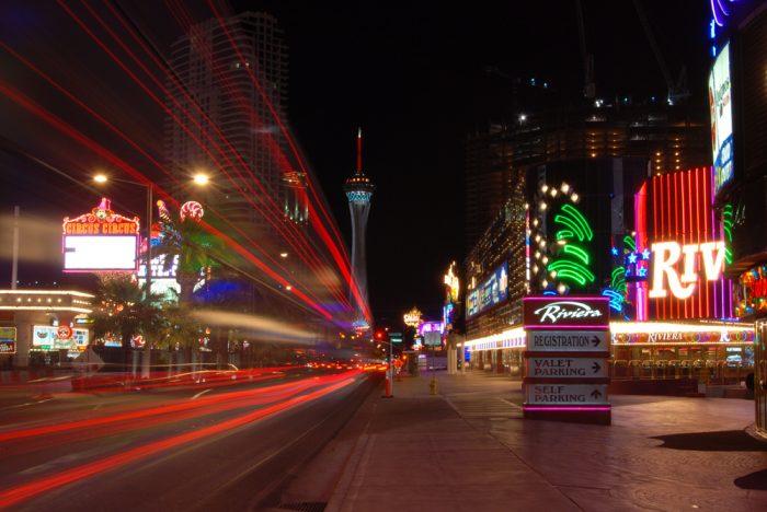 5. Las Vegas Strip Scenic Byway