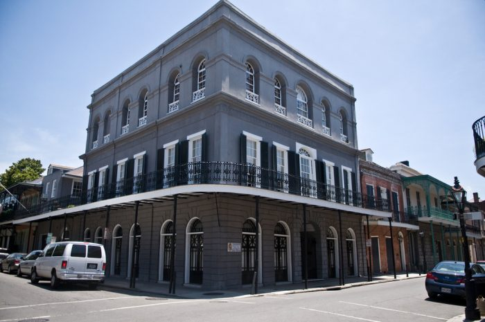 13. That woman who tortured and disfigured her slaves shook up New Orleans a bit.