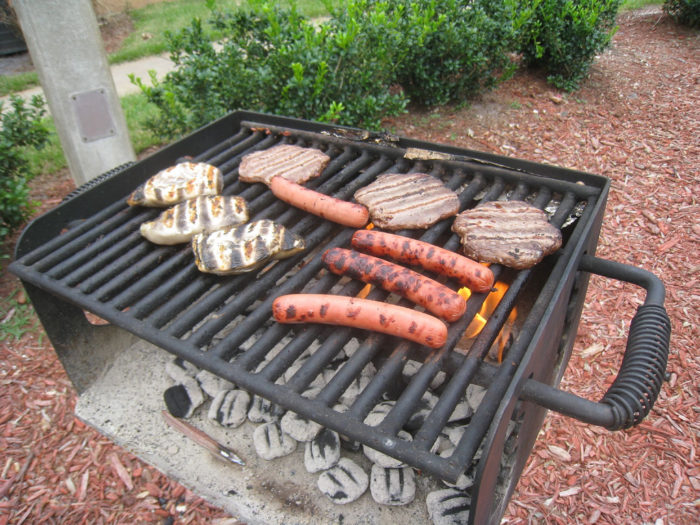 And break out the grill as often as possible.