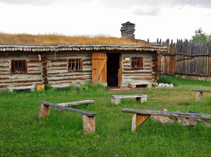8. Fort Bridger State Historic Site