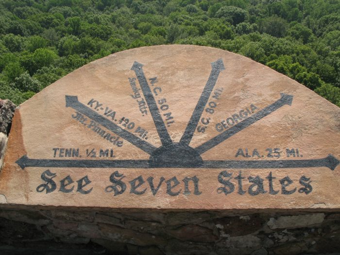 See the Seven States