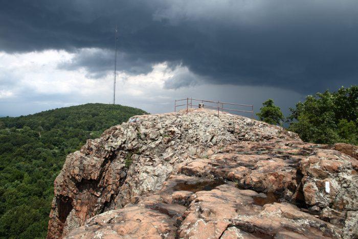 4. Pinnacle Rock (Plainville)