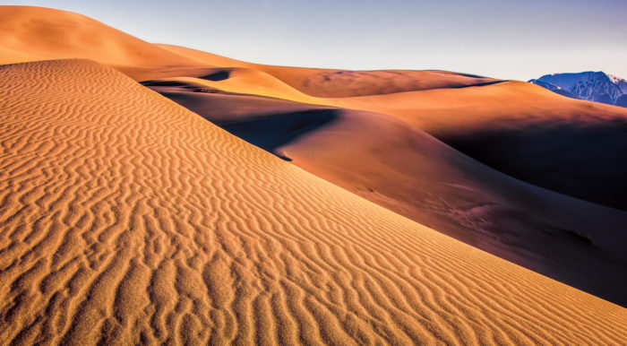 9. ...Great Sand Dunes National Park and Preserve...
