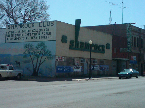12. Shamrock Club, Wilbaux
