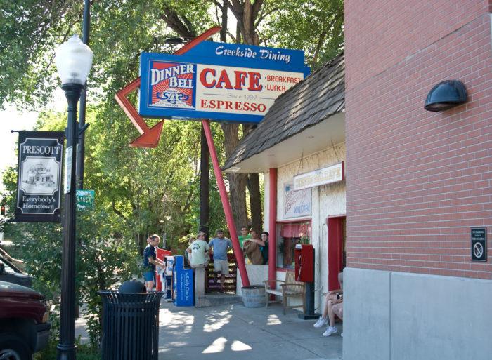 1. Dinner Bell Cafe, Prescott