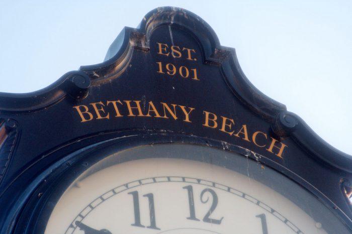 6. Paddleboard or Surf at Bethany Beach