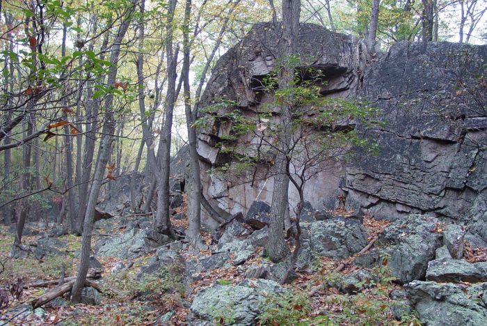3. Wolf Rock and Chimney Rock Trail - Thurmont