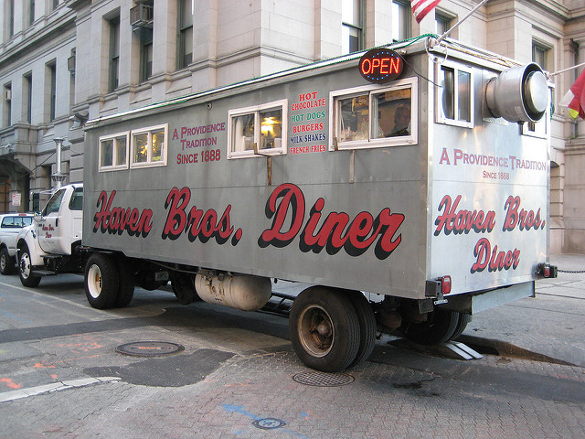 11. Rhode Island was home to the first diner and great places like Haven Bros keep the tradition alive.