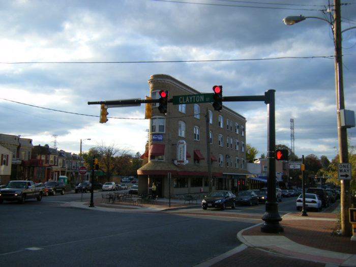 1. Trolley Square, Wilmington