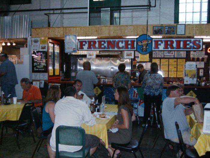 2. JR's Fries at Central Market, York