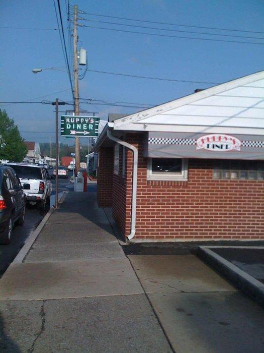 2. Kuppy's Diner, Middletown