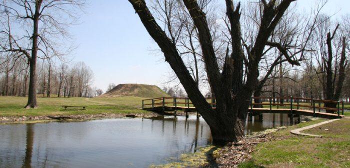 3. The Winterville Site, near Greenville