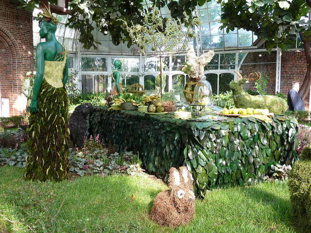 ...And make plans to visit Phipps Conservatory during the holidays.