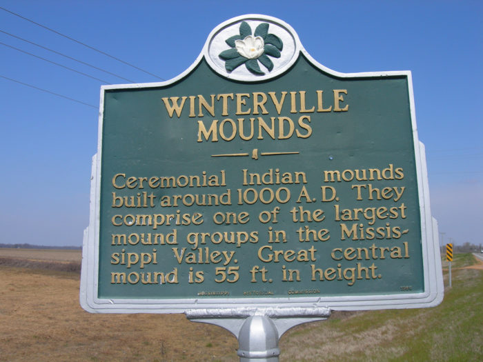 3. Winterville Mounds Archeological Site and Museum, Greenville