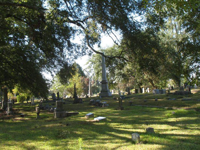 3. Greenwood Cemetery, Jackson