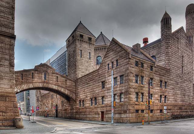 3. Old Allegheny County Jail, Pittsburgh