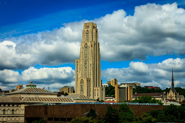 3. The Cathedral of Learning