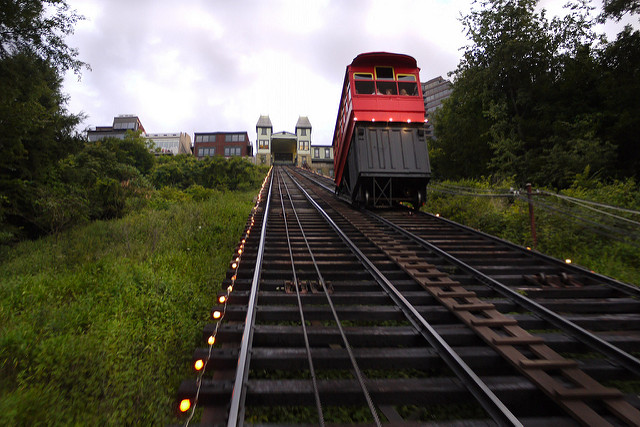 3. The Duquesne Incline