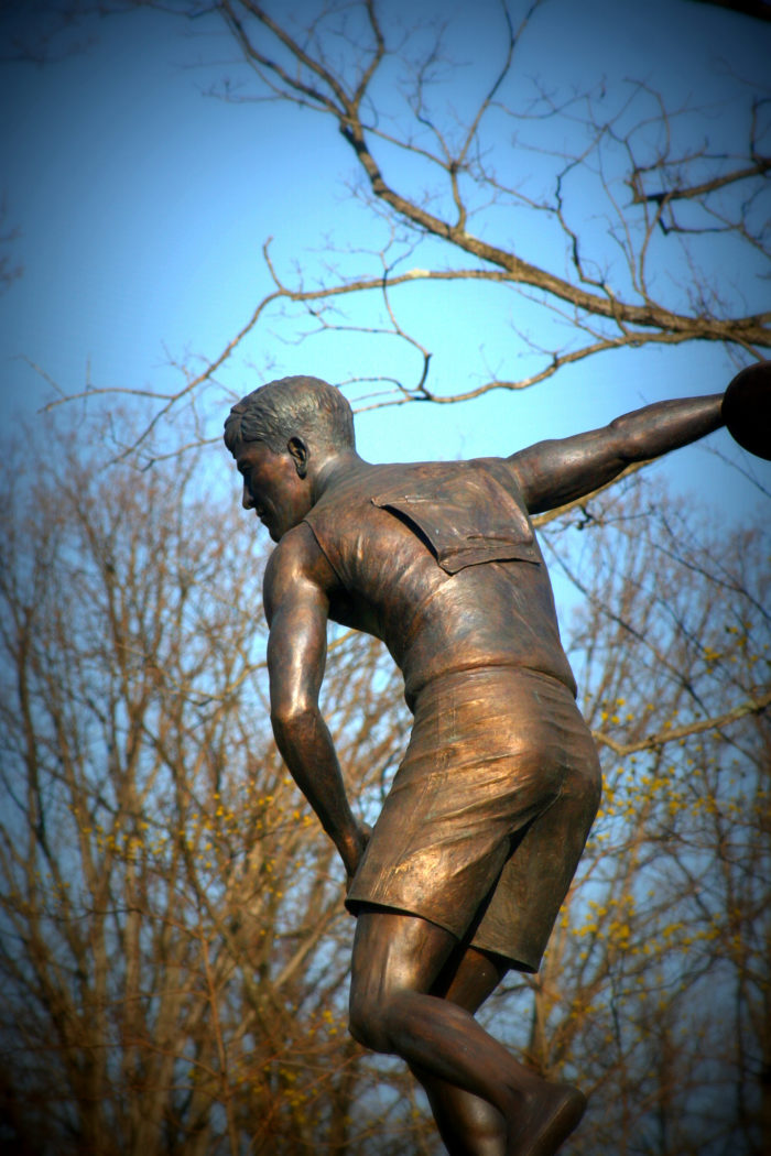 Mauch Chunk became Jim Thorpe, PA, in 1954 in honor of the versatile athlete who  some consider the greatest of the 20th century.