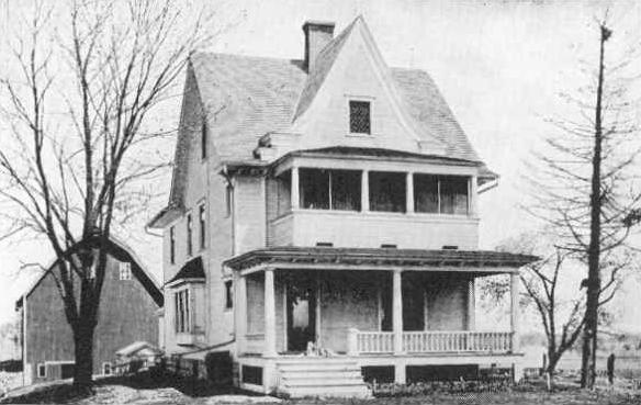 Here, Kahoe's home before the explosion.