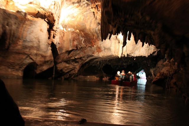 3. Penn's Cave