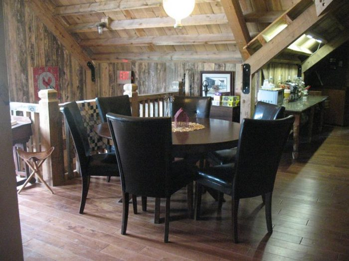 3. Brinkman Farmstead Bed and Breakfast – Owensville, Mo.