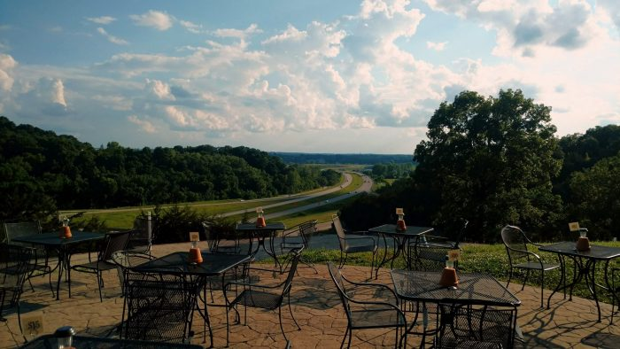 3. Canterbury Hill Winery and Restaurant – Jefferson City, Mo.