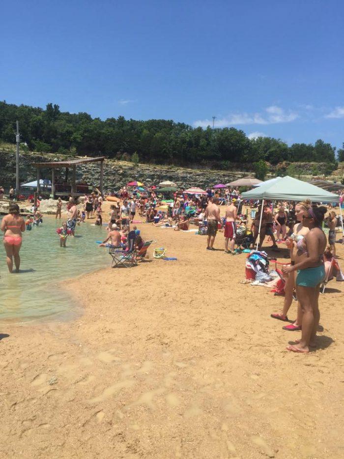 3. The Fugitive Beach – Rolla, Mo.