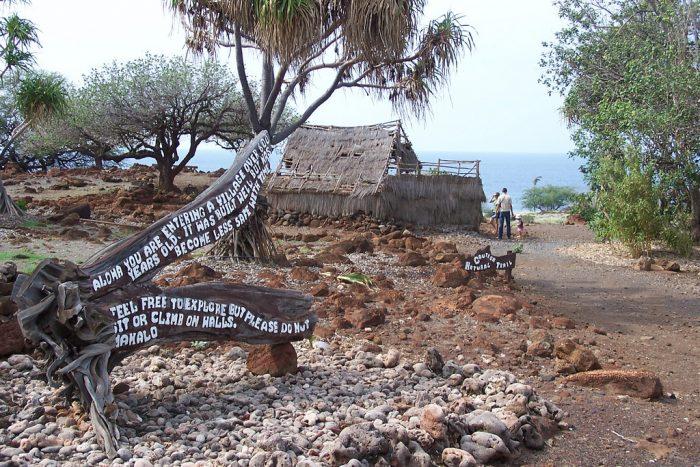 3. Lapakahi Village Interpretive Trail